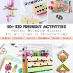 1-50+ Kid Summer Activities