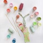 1-Acrylic Paint Marbling