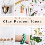 1-Amazing Clay Projects