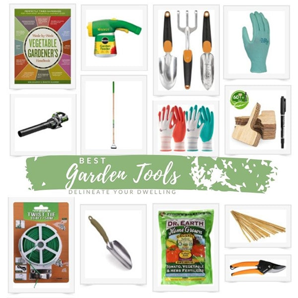 Best Raised Vegetable Garden Tools