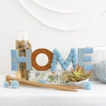 1-Colorful Home Sign