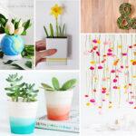 1-Creative Plant DIY Ideas