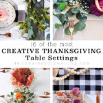 1-Creative Thanksgiving Table Settings