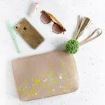 1-DIY-Paint-Splattered-Clutch