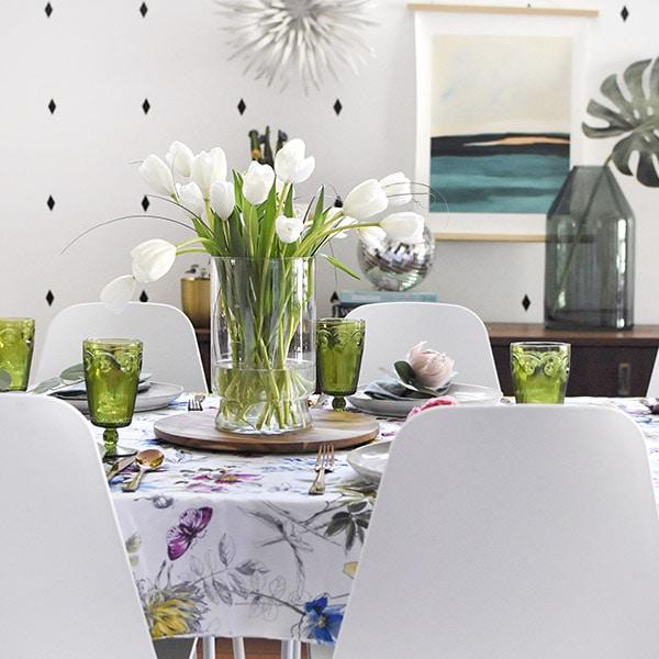 1-Garden Spring Table