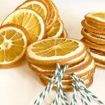 1-Orange Slices Decoration