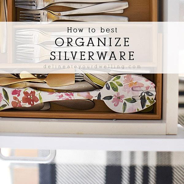 Silverware Holder Organization