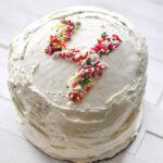 1-Sprinkle Cake