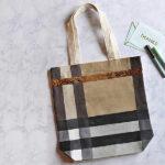 1-burberry tote bag