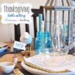 1-thanksgiving table bird