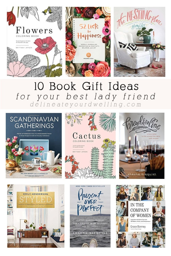 10 Book Gift Ideas for Besties