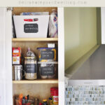 15 Min Kitchen Cabinet Organization