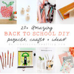 1a-Back to School DIYs