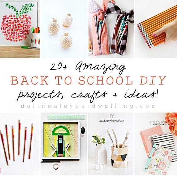 1a-Back to School DIYs