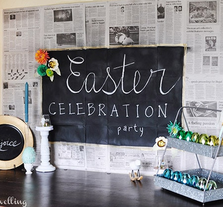 1a Easter Party