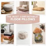 1a-The Most Comfortable Floor Pillows