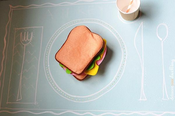 IKEA Kid's Chalkboard Desk 1