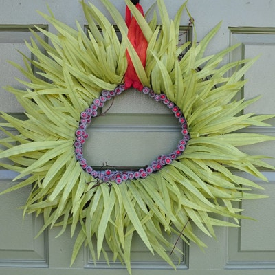 1 holiday wreath