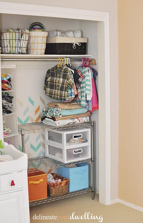Kid Closet, Delineateyourdwelling.com