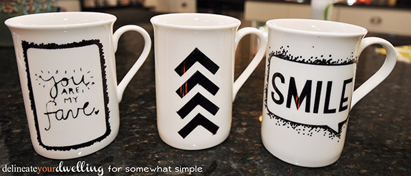 Sharpie Mug remove