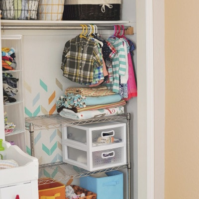 Kid Shared Closet, Delineateyourdwelling.com