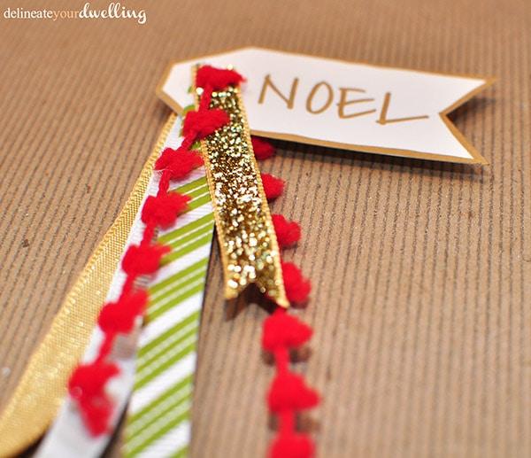 Noel Ribbon, Delineateyourdwelling.com
