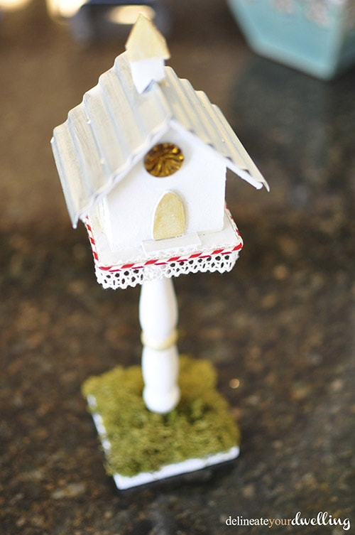 Birdhouse, Delineateyourdwelling.com