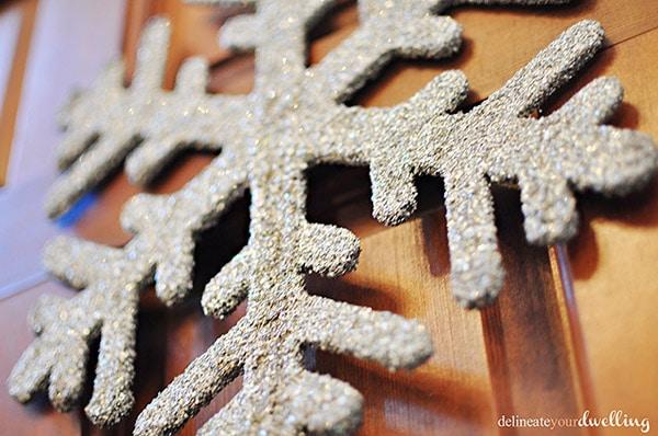 Holiday Decor Snowflake