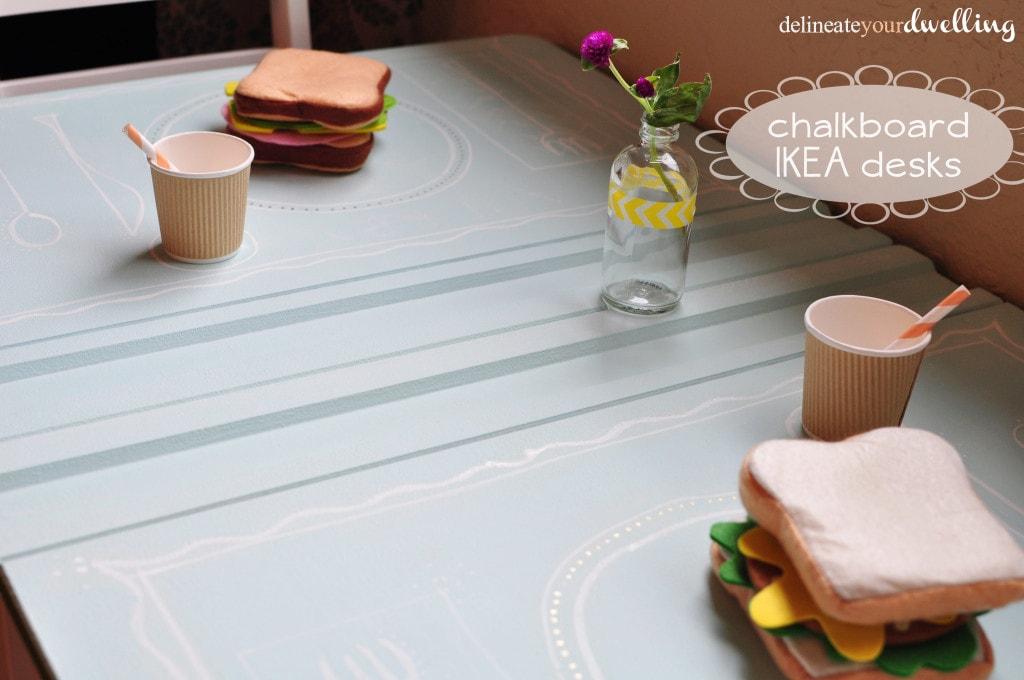 Ikea Kid's Desk, Delineateyourdwelling.com