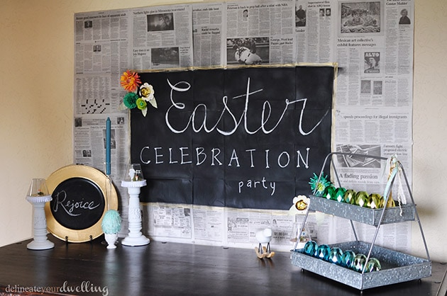 Gear up for a fun and unique Easter Celebration Party to celebrate with friends and family. Delineate Your Dwelling