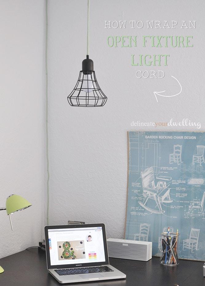 Open Light Fixture