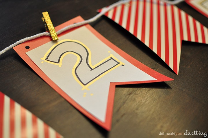 Airplane Themed Birthday Party, Delineate Your Dwelling #airplaneparty #twoyearoldparty