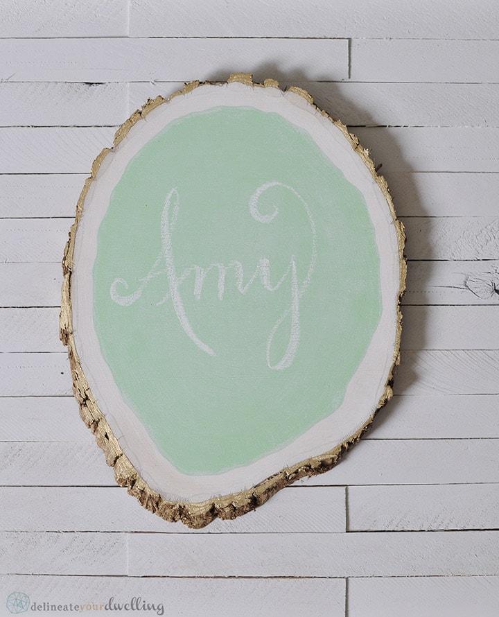 Tree-Stump-Chalkboard, Delineateyourdwelling.com