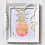 1-DIY-Washi-Tape-Pineapple-Print