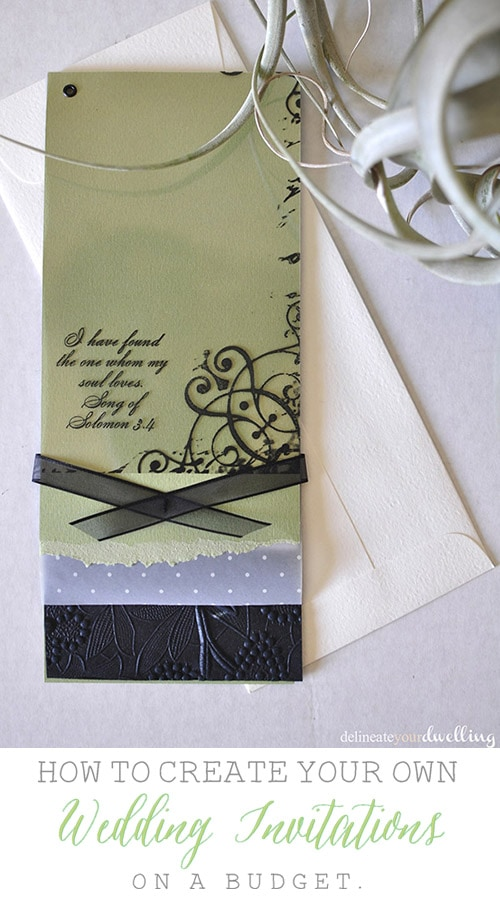 Diy wedding invitations filmwisefo