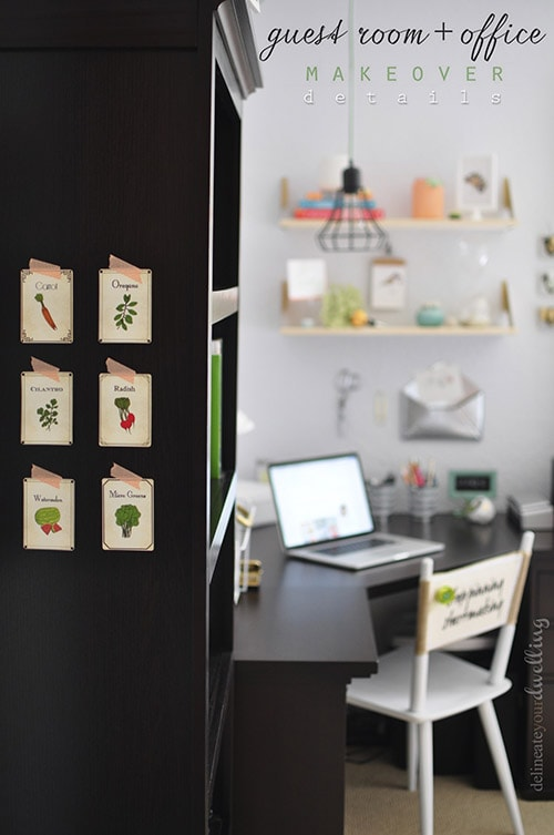 Corner Desk Details, Delineate Your Dwelling