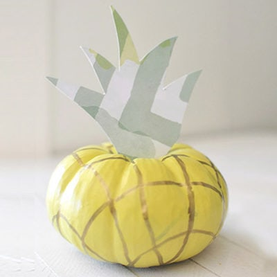 1 Pineapple Pumpkin