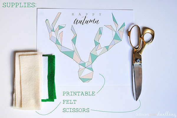 Geometric Antler supplies