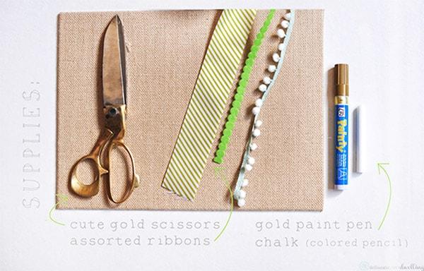 Stay Sharp succulent art supplies