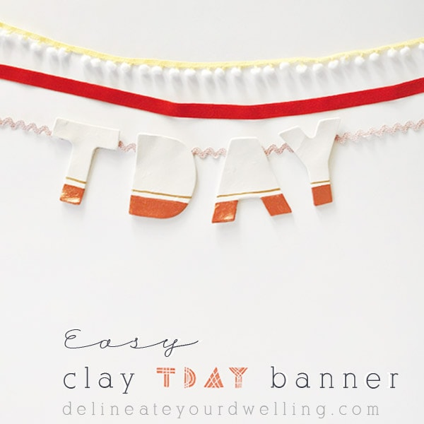 1 Air Dry Clay TDAY banner