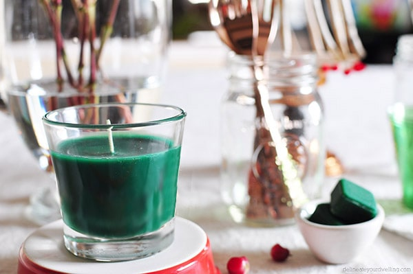 Holiday Gathering candle, Delineateyourdwelling.com
