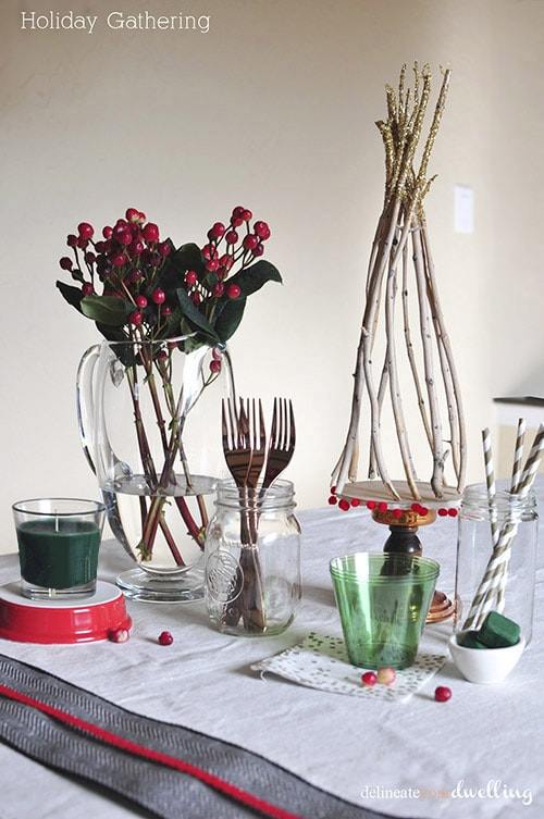 Holiday Gathering Party Tips, Delineateyourdwelling.com