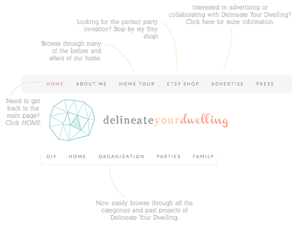 Delineate Your Dwelling header