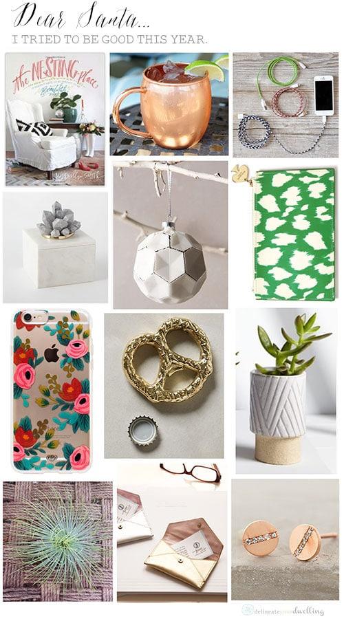 my wish list, Delineateyourdwelling.com