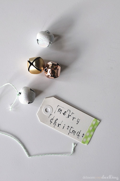 Brown Paper Package bells, Delineateyourdwelling.com