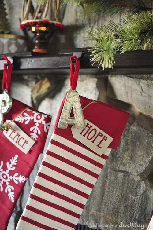 Christmas Fireplace Stockings, Delineateyourdwelling.com