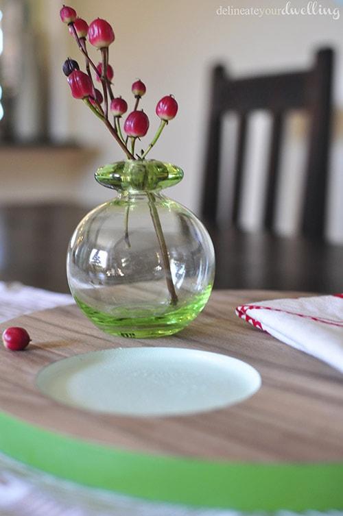 Christmas Table, Delineateyourdwelling.com