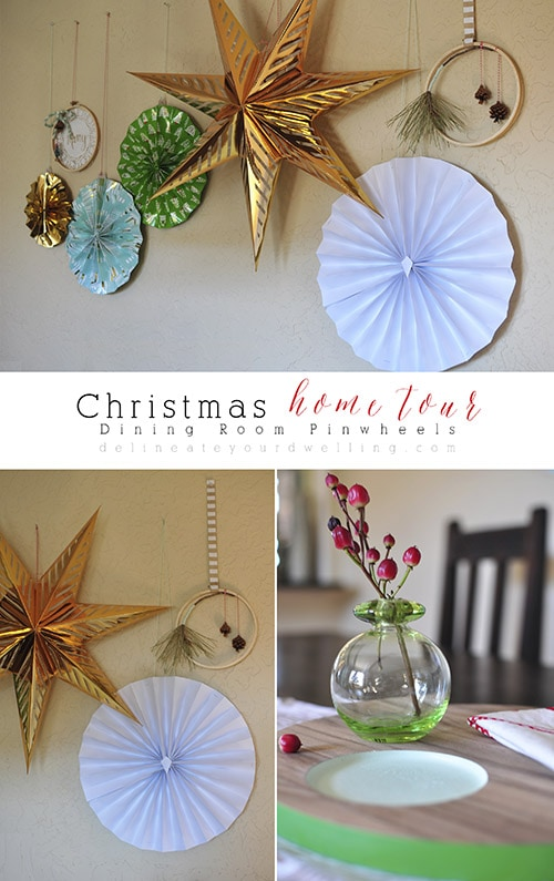 Christmas Wall Decor, Delineateyourdwelling.com