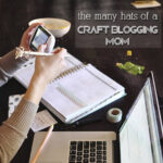 1 craft blogger