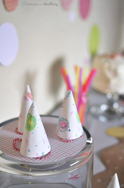 Party Hats, Delineateyourdwelling.com